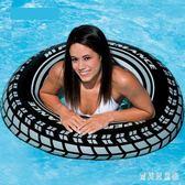 巨無霸輻射胎泳圈 成人浮圈游泳裝備 CJ5322『寶貝兒童裝』