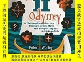 二手書博民逛書店The罕見If Odyssey: A Philosophical