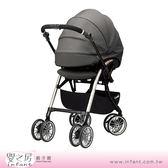 【嬰之房】日本 Combi 康貝 Puro嬰兒手推車-月岩灰