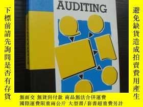 二手書博民逛書店Auditing罕見(2nd Edition) 《英文原版審經學