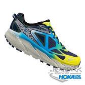 HOKAONEONE 男慢跑鞋 CHALLENGER ATR 3 (黃/藍) 全地型動能跑鞋【 胖媛的店 】