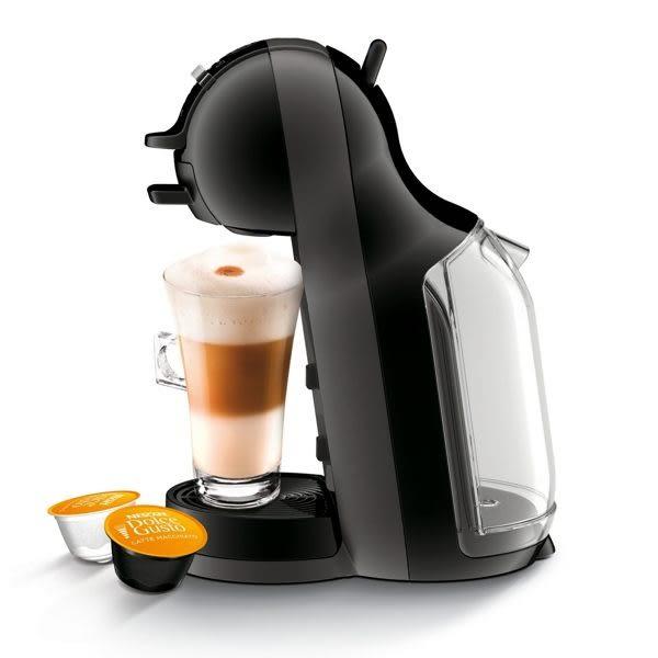 【NESCAFE 雀巢】DolceGusto咖啡機 Minime (鋼琴黑) 加贈 黑人 專業護齦抗敏感 牙膏 120g