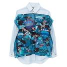 [Disney聯名限量款]幻想曲 方巾式襯衫 -Daniel Wong狂野夜想系列