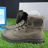 【iSport愛運動】Palladium 高統靴BAGGY AMPHIBIAN正品 75986940 男女款 軍綠