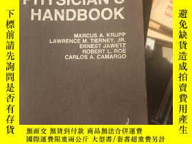 二手書博民逛書店PHYSICIAN S罕見HANDBOOKY180489 出版1