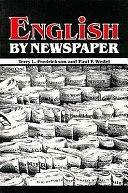 二手書《English by Newspaper: How to Read and Understand an English Language Newspaper》 R2Y ISBN:0838429963
