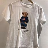 【蟹老闆】Ralph Lauren Polo 插口袋小熊限量T(青年版)