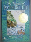 【書寶二手書T7/原文小說_MQE】Voyages of Doctor Dolittle_Lofting, Hugh