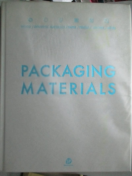 【書寶二手書T1/設計_QIW】Packaging Materials_Sendpoints (COR)