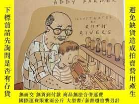 二手書博民逛書店英文原版罕見Grandad s Bench 爺爺的長凳 庫存兒童英語學習閱讀故事Y259256 Addy Fa