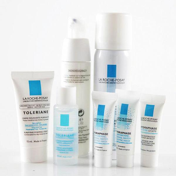 旅行瓶/理膚寶水多容安溫和泡沫洗面乳3ml/旅行瓶 公司樣品中文標 PG美妝