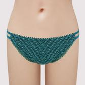 【瑪登瑪朵】La Pretti  低腰三角萊克內褲(希臘綠)(未購滿2件恕無法出貨,退貨需整筆退)