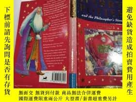 二手書博民逛書店happy罕見potter and the pbilosopber s stone:快樂的波特和魔法石Y212