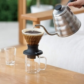 【沐湛咖啡】HARIO 浸漬式 V60濾杯 SSD-360-B規 玻璃材質 日本製 聰明濾杯