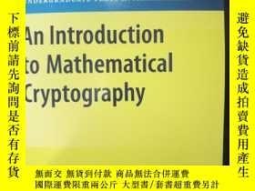 二手書博民逛書店An罕見Introduction To Mathematical