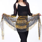 肚皮舞衣服飾俏麗埃及款流蘇腰鍊.中東肚皮舞腰巾腰鏈.表演演出服飾.舞蹈服飾.專賣店特賣會便宜