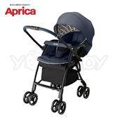 【2019新品】愛普力卡 Aprica LUXUNA Cushion 四輪自動定位嬰兒車 -天河藍鑽