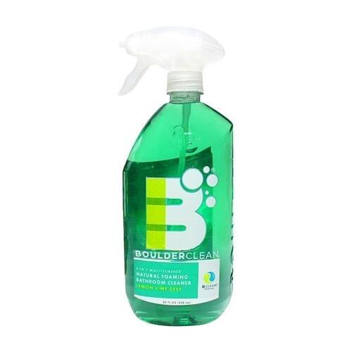 BoulderClean 保達淨 植萃浴室清潔劑(828ml)『STYLISH MONITOR』D003277