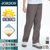 【FOX FRIEND】 吸濕快乾防曬 女機能長褲 2854 芋灰