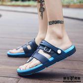 拖鞋 潮 時尚 室外穿 韓版 防滑 個性 涼鞋 沙灘鞋