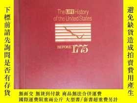 二手書博民逛書店The罕見Life History of the United