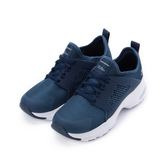 SKECHERS DLITE ULTRA 綁帶運動鞋 藍白 12861NVY 女鞋