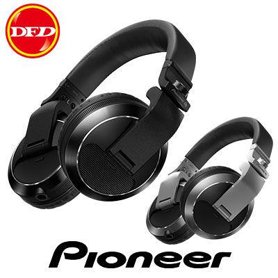 PIONEER 先鋒 HDJ-X7 專業級耳罩式 DJ 監聽耳機 黑色 新品上市 公司貨