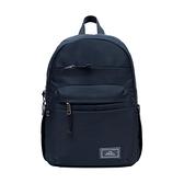 【南紡購物中心】J II 後背包-極緻休閒防潑水後背包-深藍色-6299-2