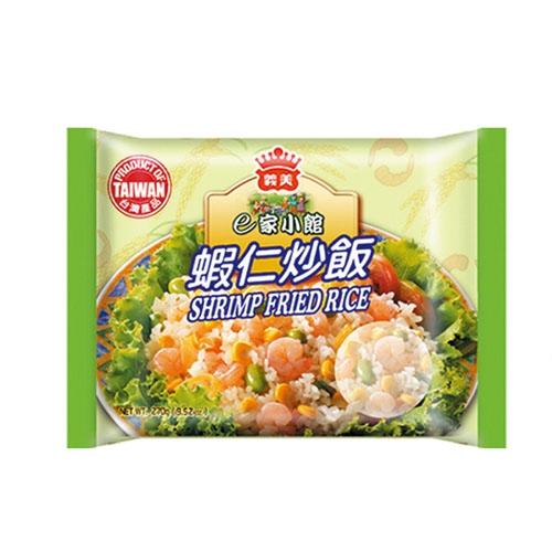 義美e家小館-蝦仁炒飯270g【愛買冷凍】