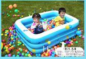 (交換禮物)充氣海洋球池波波池寶寶圍欄釣魚兒童小孩玩具