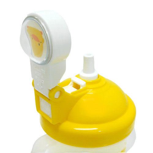 【奇買親子購物網】黃色小鴨彈跳練習杯(250ml)