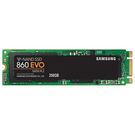 SAMSUNG 三星 860 EVO M.2 250GB MZ-N6E250BW SSD SATA3 固態硬碟