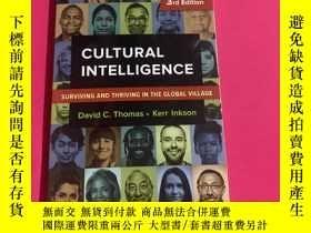 二手書博民逛書店Cultural罕見Intelligence Survivng And Thriving In The Globa
