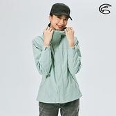 ADISI 女2.5L防水透氣連帽外套AJ2021036 (S-2XL) / 城市綠洲 (超撥水 防風 透濕 防水外套 戶外機能)