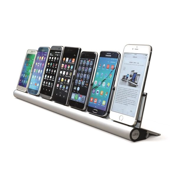 UDOQ 多合一充電座 充電器 充電線 傳輸線 iphone7 iphone8 iphone X plus 充電