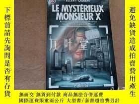 二手書博民逛書店萬葉堂罕見法文原版推理小說 le mysterieux monsieur xY25771 ellery que