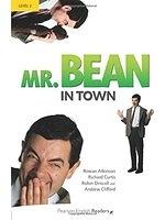 二手書博民逛書店《 Mr Bean in Town : Level 2 (Pen