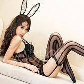 性感情趣絲襪吊帶連體成人縷空條紋黑色防勾絲內衣極度誘惑 米蘭shoe