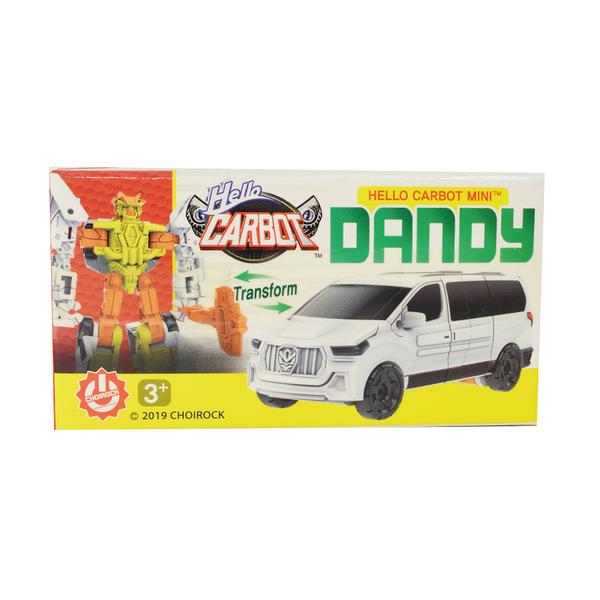 衝鋒戰士 Hello Carbot 迷你衝鋒戰士 大力DANDY