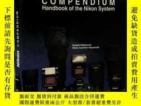 二手書博民逛書店Nikon罕見Compendium: Handbook of the Nikon System (Hove Com