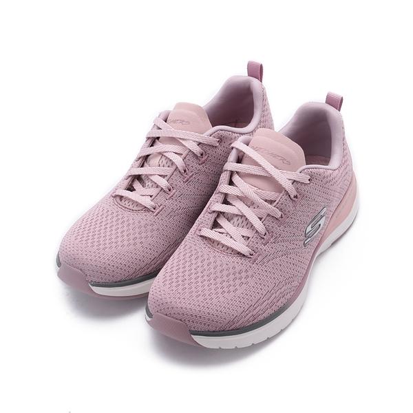 SKECHERS ULTRA GROOVE 寬楦綁帶運動鞋 粉 149022MVE 女鞋 休閒