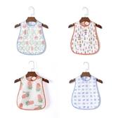 2019嬰幼兒吃飯罩衣飯兜春秋兒童裝男女寶寶圍兜口水喂飯衣防水夏