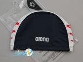 *日光部屋* arena (公司貨)/FAR-6912-NWH 2WAY舒適矽膠泳帽