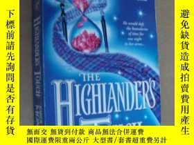 二手書博民逛書店The罕見Highlander s Touch【困在時空迷霧的女