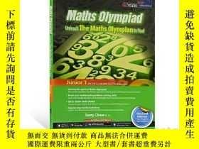 二手書博民逛書店SAP罕見Maths Olympiad Junior 1 奧林匹