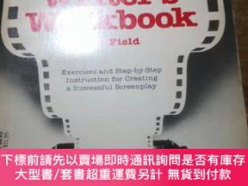 二手書博民逛書店the罕見screen writer s workbookY2233 SYD FIELD A WORKSHOP