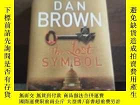 二手書博民逛書店the罕見lost symbol dan brownY18379