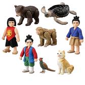 TOMICA多美動物ANIA 動物抽抽樂 第七代 日本童話故事 (隨機出貨)