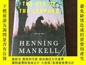 二手書博民逛書店The罕見eye of the leopard(英文原版)Y271942 Henning mankell Vi
