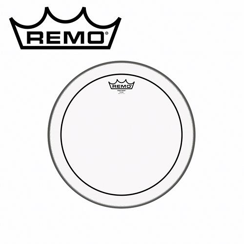 【敦煌樂器】REMO PS-0314-00 14吋雙層透明油面鼓皮